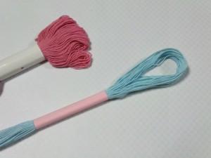 刺し子糸の管理